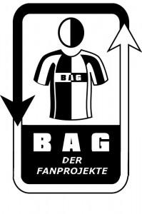 BAG-Logo der Fanprojekte